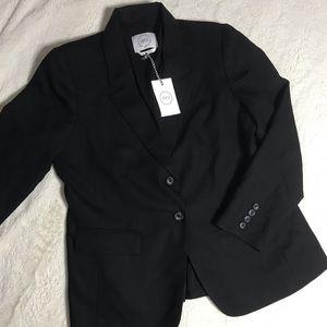 1901 women's black blazer NWT